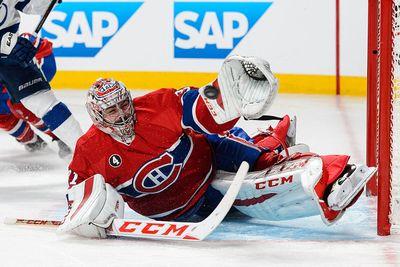 5. Carey Price, Canadiens
