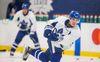 Toronto Maple Leafs forward Auston Matthews during practice at the MasterCard Centre in Toronto on Oct. 13, 2016. (Ernest Doroszuk/Toronto Sun/Postmedia Network)