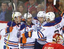 Oilers beat Flames