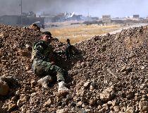 Mosul fighting