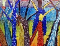 Tree Party by Margaret Ruttan.