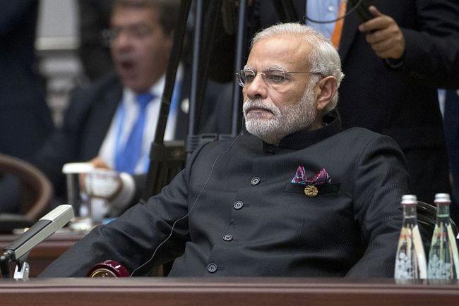 Narendra Modi Getty