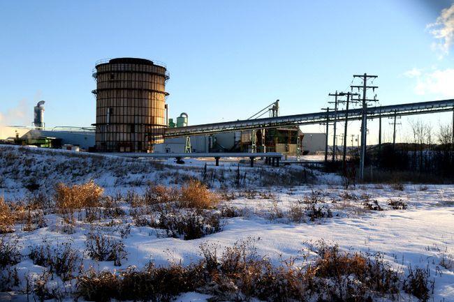 Canfor Grande Prairie DHT file photo