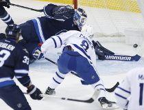 Toronto Maple Leafs' Connor Carrick
