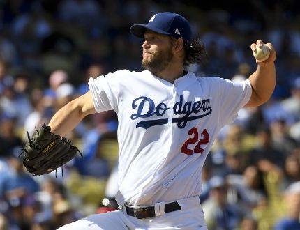 Los Angeles Dodgers starting pitcher Clayton Kershaw. (AP Photo/Mark J. Terrill, File)