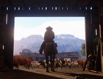 """Red Dead Redemption 2."" (Supplied)"