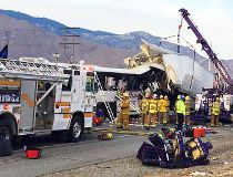 California crash