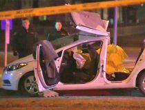 Fatal vehicle collision