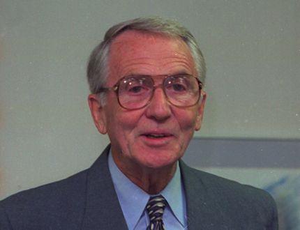 Dr. Henry Barnett. (1995 File photo)