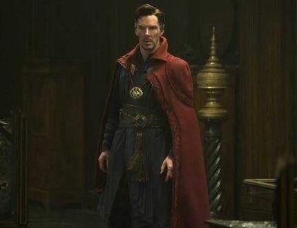"""Benedict Cumberbatch in """"Doctor Strange."""""""