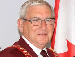 Petawawa Mayor Bob Sweet