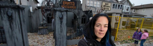 calgary haunted house