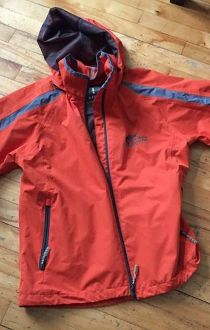 Good Samaritan jacket