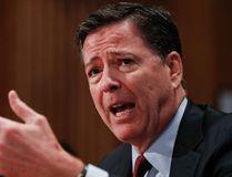 FBI Director James Comey testifies on Capitol Hill in Washington Sept. 27, 2016. (AP Photo/Pablo Martinez Monsivais)