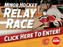 Minor Hockey Relay New