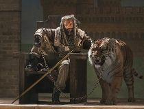 Khary Payton as King Ezekiel in The Walking Dead.