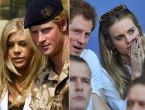 Prince harry ex girlfriends