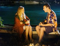 Adam Sandler and Drew Barrymore 50 First Dates