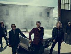 Bon Jovi circa 2016.