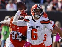 Cleveland Browns quarterback Cody Kessler