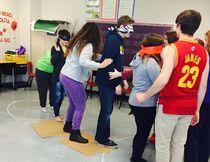 Students at Cornwall high school take leadership training