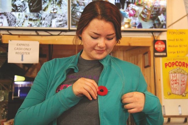 Poppy donations help Legion in variety of ways | Nanton News