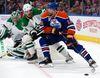 Patrick Maroon has established himself on the Oilers top line. (David Bloom)