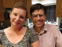 Margaret and Conrad Lee