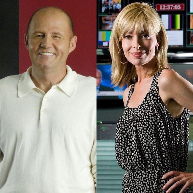Mike Bullard and Cynthia Mulligan (Postmedia Network/Canadian Press)