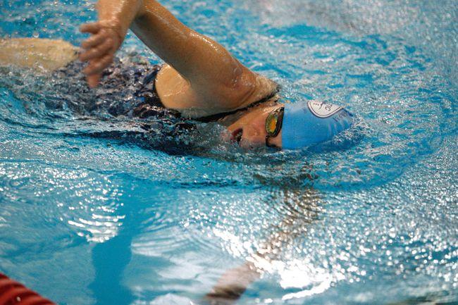 Hopkins Has Swimming Success In Barbados Daily Herald Tribune