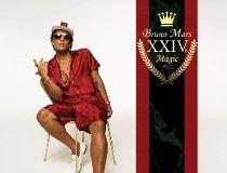 Bruno Mars' '24K Magic'