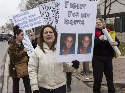 Adam Picard protest