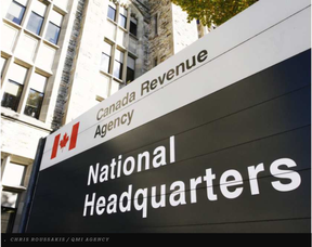 Canada Revenue Agency national headquarters (Chris Roussakis, Postmedia)