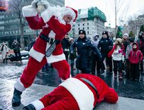 "Billy Bob Thornton stars as Willie Soke in ""Bad Santa 2."""