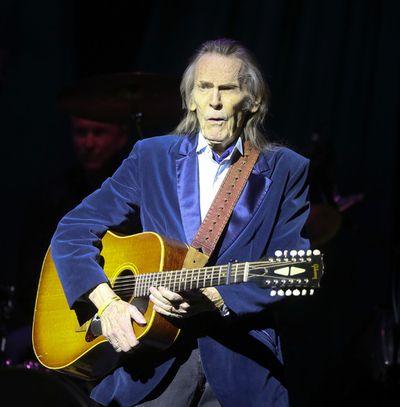 Gordon Lightfoot at Massey Hall in Toronto, Ont. on Wednesday November 23, 2016. Veronica Henri/Toronto Sun/Postmedia Network