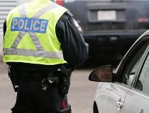 ticketing police