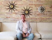 Ben Hoover owns Room Service Vintage in London. (DEREK RUTTAN, The London Free Press)