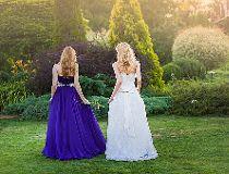 Bride and friend