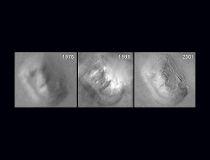 Mars three faces