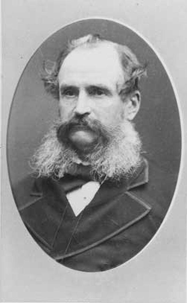 Sir William Francis Drummond Jervois