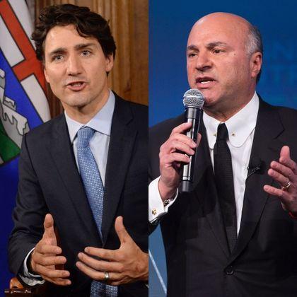 Trudeau O'Leary