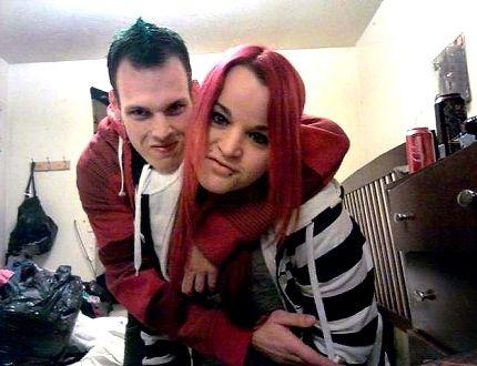 Scott Bakker and Amanda Dumont (Supplied photo)