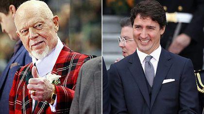 Cherry, Trudeau