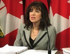 Ontario auditor general Bonnie Lysyk at Queen's Park on Nov. 30, 2016. (Michael Peake/Toronto Sun)