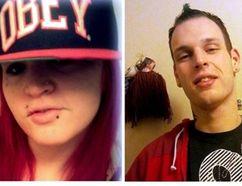 Amanda Dumont and Scott Bakker. (Facebook photos)