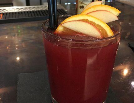 Captain Morgan Spiced Rum Punch. (Ling Hui/Postmedia Network)