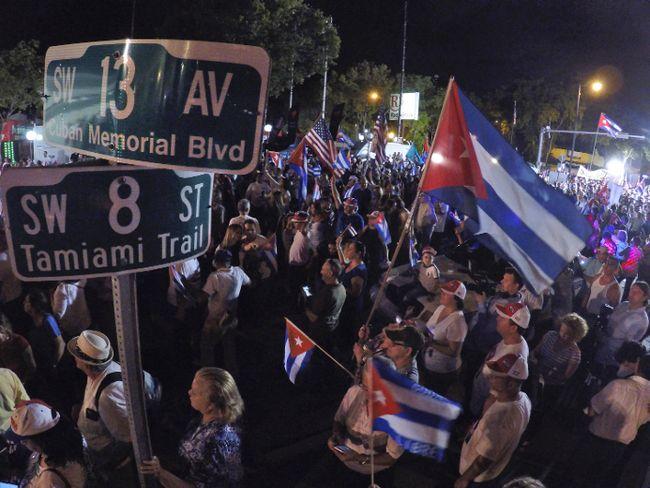 Miami rally
