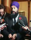 NDP Deputy Leader Jagmeet Singh at Queen's Park. (Veronica Henri/Toronto Sun files)