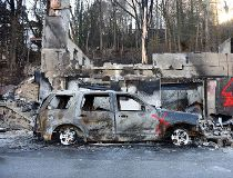 Gatlinburg, Tenn. wildfire