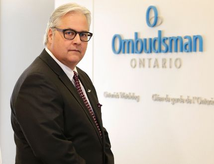 Ontario Ombudsman Paul Dube (Postmedia Network)